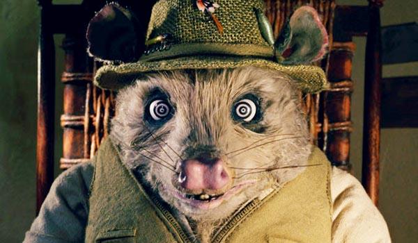 The Fantastic Mr. Mole