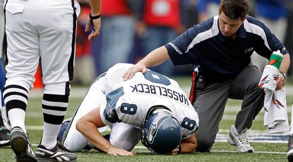 Seahawks Hurt