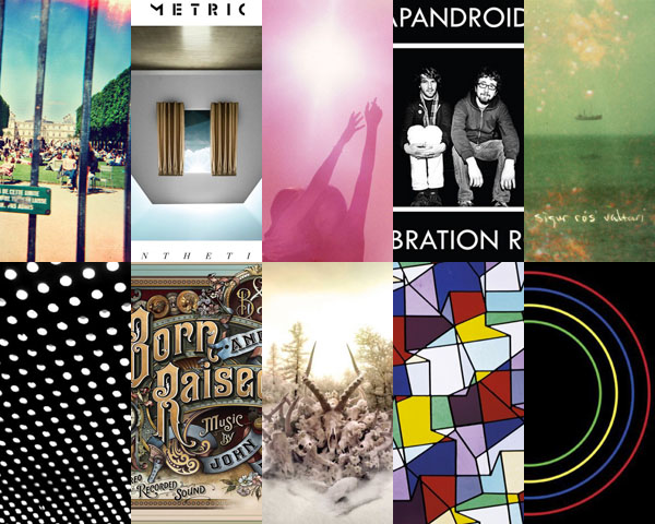 top10albumsof2012