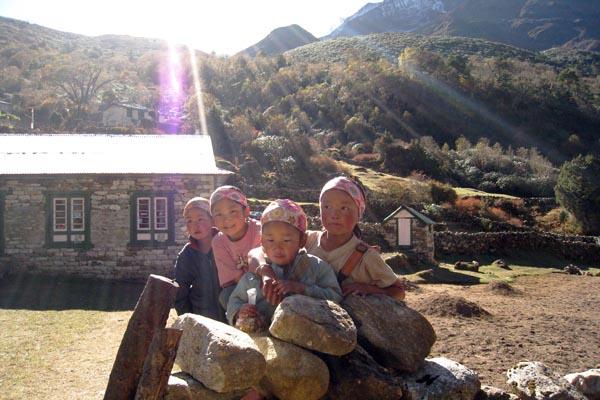 Trek - Four Little Girls
