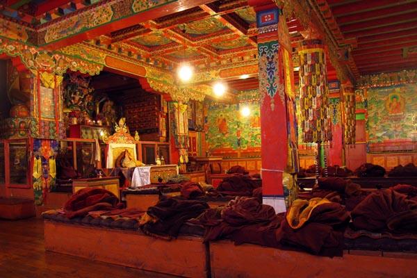 Trek - Tengboche Monastery