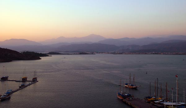 Fethiye Harbor View